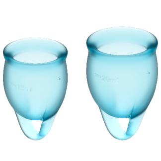 satisfyer-feel-confident-kit-copa-menstrual-azul-claro--15+20ml-0