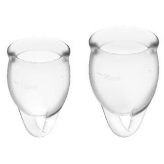 satisfyer-feel-confident-kit-copa-menstrual-transparente--15+20ml-0